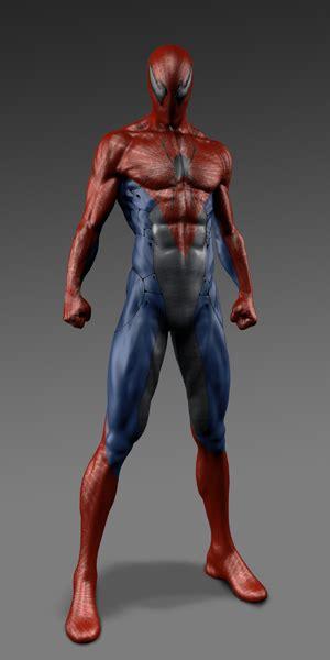 alternate spider man suit designs concept artevildead