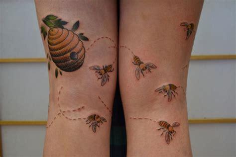 Bumblebee Tattoos