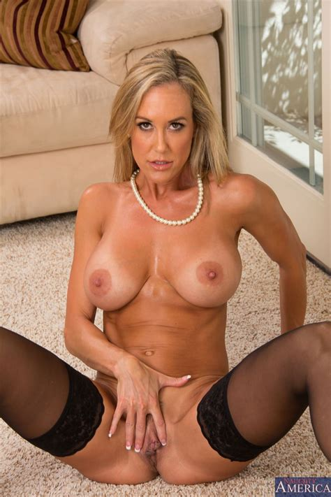 Milf Brandi Love Gets Banged In Her Black Dress Naughty America 16 Pictures