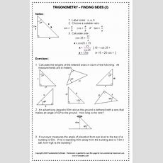 Free High School Math Worksheet From Funmathscom  Mathematics  Math Worksheets, Foundation