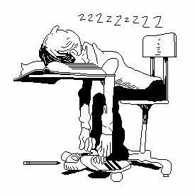 public sleeping day | A Year of Holidays