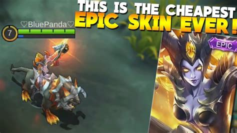 New Epic Irithel Skin Gameplay/review Mobile Legends