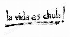 La Vida Gmbh : la vida es chula trademark owner ints it is not the same ~ Orissabook.com Haus und Dekorationen