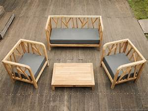 Mobilier De Jardin Haut De Gamme Belgique : salon de jardin design haut de gamme jardinidees ~ Teatrodelosmanantiales.com Idées de Décoration