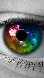 Free Wallpapers for Apple iPad: 3D eye