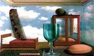 Model rooms design, les valeurs personnelles rene magritte
