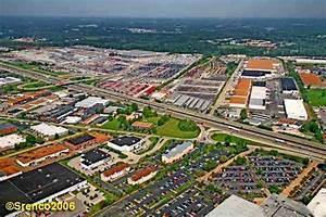 Fenton MO Industrial aqrea around Chrysler Plant