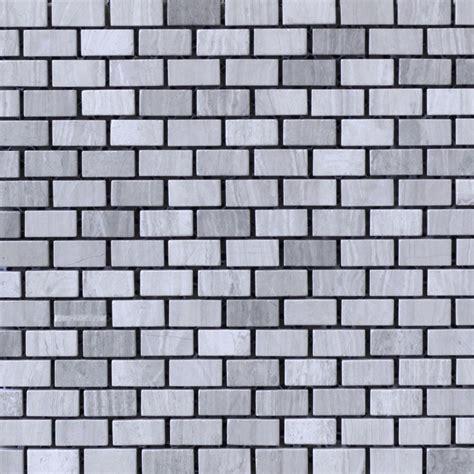 brick pattern travertine mosaic tile 295x305mm sheet