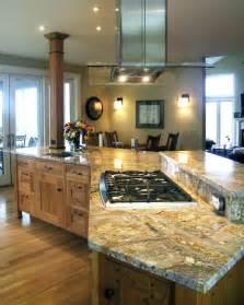 stove on kitchen island 1000 ideas about island stove on craftsman 5901