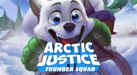 Jeremy Renner Joins Arctic Justice Voice Cast