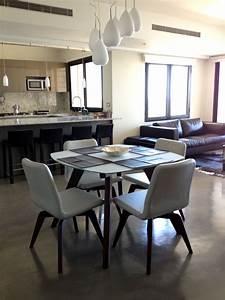 Contemporary, Dining, Room, Human, Dining, Set, La, Roux, Sofa