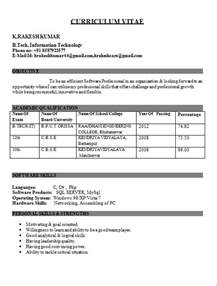 best resume format for freshers computer engineers pdf resume templates