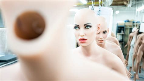 Opinion The Trouble With Sex Robots The New York Times