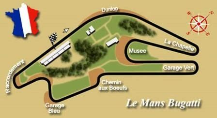 And then, the famous bol d'or in 1971. The Le Mans Bugatti circuit used for the 1967 French Grand Prix   French grand prix, Australian ...