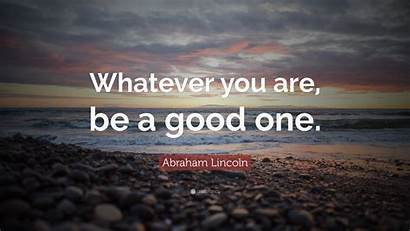 Quote Whatever Lincoln Abraham Quotes Inspirational Wallpapers