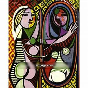 Handpainted Picasso Abstract Art Painting Canvas High Quality