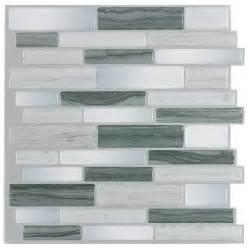 floor and tile decor outlet shop peel stick mosaics grey mist linear mosaic composite