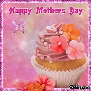 Delicious Cupcake Happy Mother's Day Image Gif Pictures ...