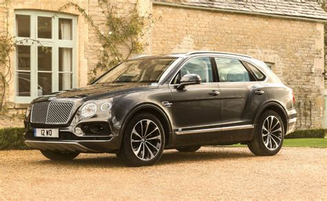 Bentley Bentayga Picture by Bentley Bentayga Hybrid Will Debut At The Geneva Auto Show