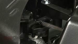 Briggs  U0026 Stratton Lawn Mower Engine Air Vane Spring