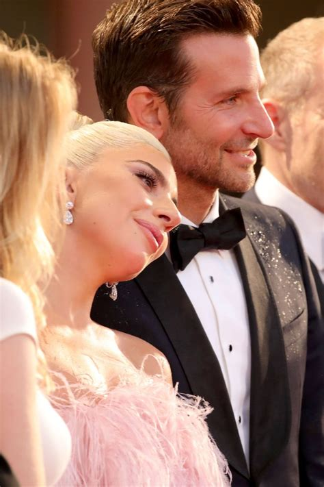 Lady Gaga, Bradley Cooper A Star Is Born Photos And Quotes Peoplecom