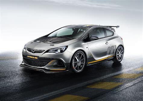 Nuevo Opel Astra Opc Extreme La Versión De Carreras Aligerada