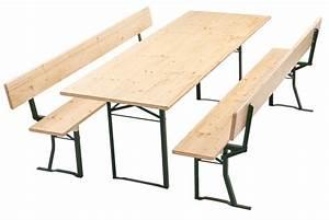 Biertischgarnitur Mit Lehne Breiter Tisch : festzeltgarnituren mit r ckenlehne in brauereiqualit t ~ Eleganceandgraceweddings.com Haus und Dekorationen
