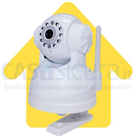 Telecamere Ip Da Interno by Telecamera Ip Senza Fili Da Interno Slim
