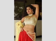 Pavani Sexy Half Saree Stills