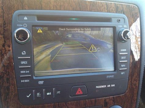 201314 Chevrolet Traverse Mylink Navigation System
