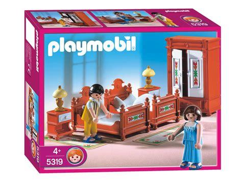 playmobil chambre parents playmobil parents et chambre traditionnelle 5319