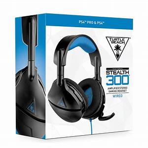 Turtle Beach Ear Force Stealth 300 Amplified Stereo Wired