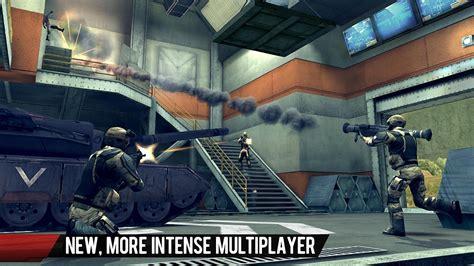 modern combat 4 zero hour best android