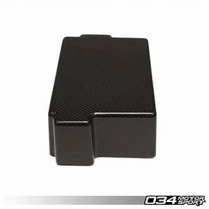 Carbon Fiber Battery Cover  Mkvii Volkswagen Gti  U0026 Golf R  U0026 8v Audi A3  S3