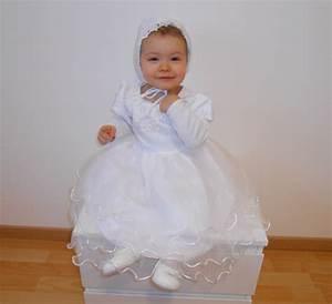 robe de bapteme bebe paula carrefour des ceremonies With robe pour bapteme fille