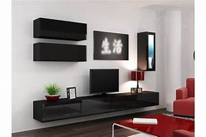 Meuble Tv Design Suspendu BINI Chloe Design