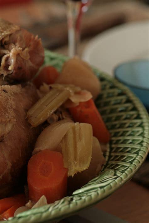 poule au pot henri iv chocolat et vieilles dentelles