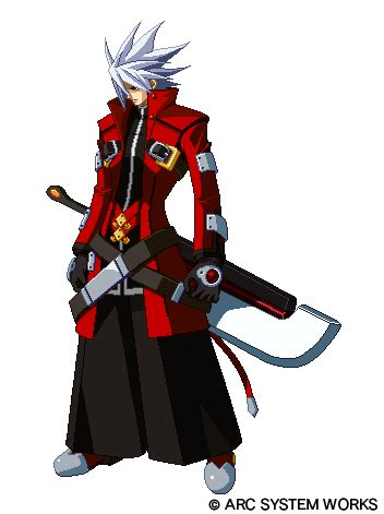 ragna  bloodedge blazblue