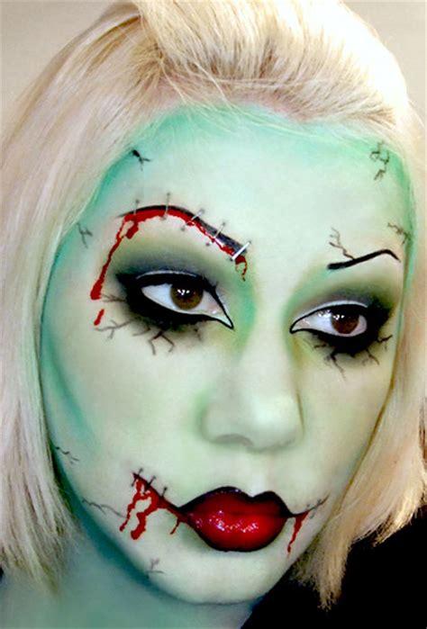 creative halloween makeup ideas fashionsycom