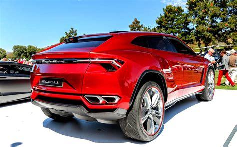 Lamborghini Urus SUV - Concept Sport Car Design