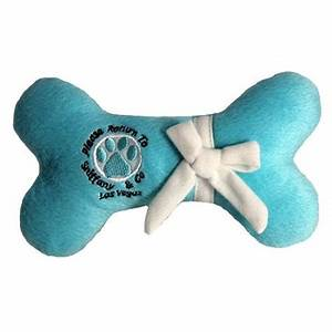 Sniffany & Co Bone Dog Toy | Designer Puppy Boutique at ...