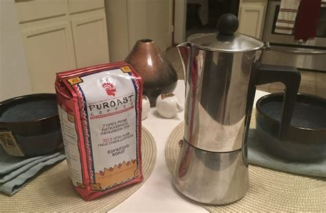 According to the folks at puroast, their methods of roasting greatly reduces the acid in the coffee by more than 70. Puroast Coffee Review, Round Two - Boise Coffee
