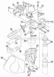Ryobi 310bvr Parts List And Diagram