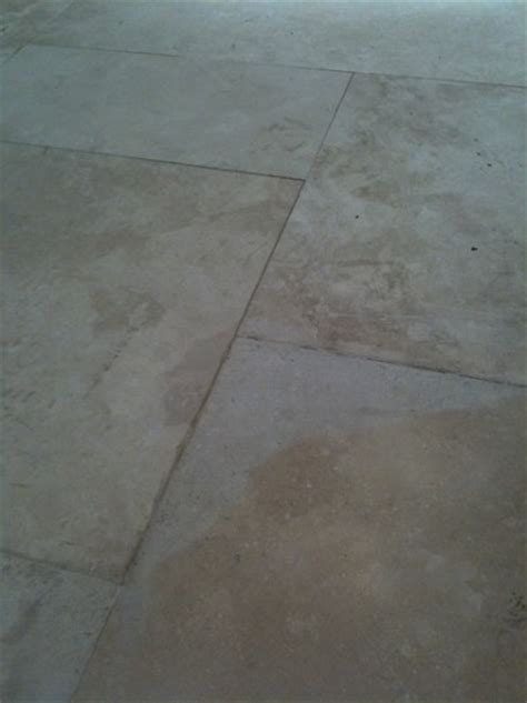 removing scratches and stains from limestone floors marble