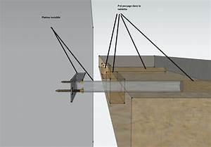 Etagere Sans Vis : trous platine invisible idcoop ~ Premium-room.com Idées de Décoration
