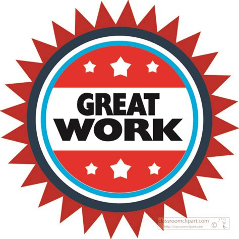 work awards cliparts   clip art