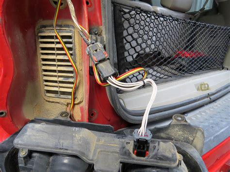 Dodge Durango Custom Fit Vehicle Wiring Tekonsha