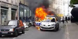 Mettre Siege Arriere Voiture Societe Prix : vid o la violente agression contre la voiture de police paris ~ Medecine-chirurgie-esthetiques.com Avis de Voitures