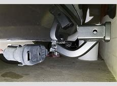 Tow hitch msport