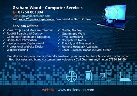 malicatechcom graham wood computer services based